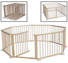 KIDUKU® Laufstall 7,2M Baby Laufgitter Absperrgitter Kaminschutzgittersparen25.info , sparen25.com
