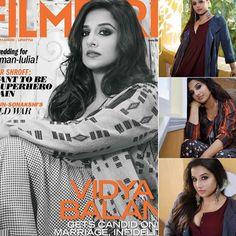 Vidya Balan on the cover #Filmfare looks gorgeous!  #Kahaani2 #VidyaBalan #Bollywood #InstaBollywood #InstaFashion #Fashion #InstaStyle #Style #Beauty #InstaBeauty #InstaLike #InstaFollow #Follow4Follow #Like4Like #igers #instapic #instaphoto #BollywoodFashion #BollywoodStyle #OOTD #LookOfTheDay #Magazine #PhotoShoot #MagCover #InstaMag