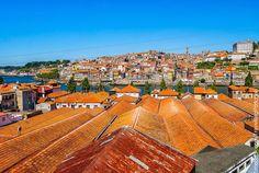 Vila Nova de Gaia Valle del rio Douro | Portugal Turismo