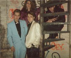Danceteria 21st ST. Friends loved this place but hard to shake the words 'filthy' and 'firetrap' that flashed through your mind.