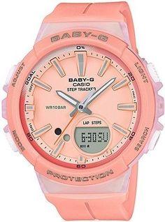 Dámské hodinky Casio BGS 100-4A Armband Rosa 70643e2ecb6