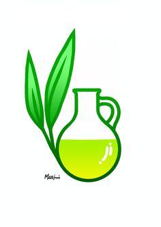 marchio olio ampolla