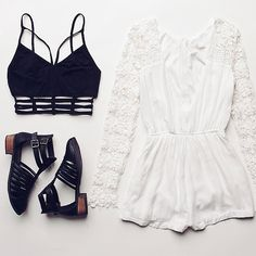 Summer outfit | ❁Follow @callmeleslie for more❁