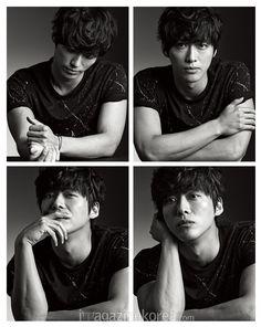 2014.05, Harper's Bazaar, Nam Goong Min