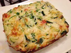 Quiche aux Légumes sans pâte au thermomix. Voici une délicieuse recette de Quiche aux Légumes sans pâte, facile et simple à réaliser au thermomix.
