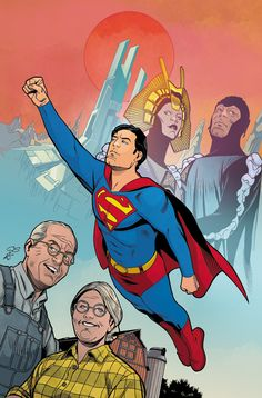 chris sprouse superman