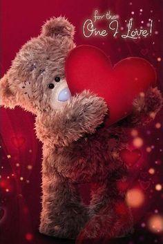 Florynda del Sol ღ☀¨✿ ¸.ღ ♥Tatty Teddy Love♥ Anche gli Orsetti hanno un'anima…♥ Birthday Wish For Husband, Wishes For Husband, Anniversary Cards For Husband, Birthday Wishes For Myself, Husband Valentine, Happy Husband, Funny Husband, Bear Valentines, Tatty Teddy