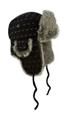 San Diego Hat Co. Knit Trapper Hat | 8 Glam Winter Hats for Women #fashion #style #hats