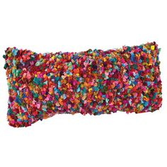 Shag Pillow 10x24, $19.95, now featured on Fab.