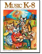 Music K-8 from Plank Road Publishing has good quality music for the elementary classroom. I use a lot of the songs in performances