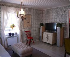 sabloni tapetti Loft, Wallpapers, Bed, Furniture, Home Decor, Homemade Home Decor, Stream Bed, Lofts, Wallpaper