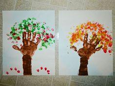 obtisk rukou