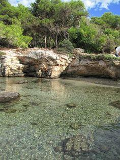 E' qualcosa di simile al Paradiso, questo scatto di Porto Selvaggio, in cui natura e bellezza sono fortemente compenetrate.  www.nelsalento.com  #nelsalento