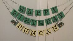 John Deer Birthday Banner