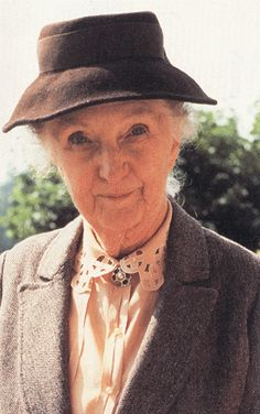 joan hickson, aka miss marple