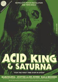 Acid King // Saturna