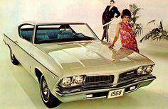 1969 Pontiac Beaumont (Canadian Chevelle)