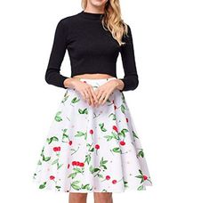 a8aa6ffa4c82b WFL Tee-Shirt Manches Longues à Rayures Longues à Manches LonguesRayure et  BleuL   Jupes femme in 2019   Pinterest   Jupe femme, T shirt and Manches  longues
