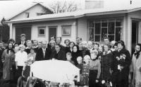 hautajaiset 1950-luku