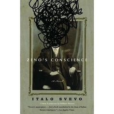 """Italo Svevo's charming and splendidly idiosyncratic novel conducts readers deep into one hilariously hyperactive and endlessly self-deluding mind. The mind in question belongs to Zeno Cosini, a neurotic Italian businessman who is writing his confessions at the behest of his psychiatrist. Here are Zeno's interminable attempts to quit smoking, his courtship of the unresponsive Ada, his unexpected marriage to Ada's homely sister Augusta, and his affair with a shrill-voiced aspiring singer"""