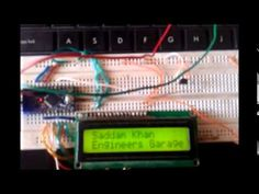 Real Time Clock with Temperature using Arduino: Project with Circuit Diagram & Code
