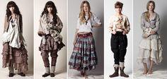 Vintage Mode Ewa i Walla