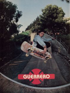 Tommy Guerrero Independent Chromeball incident
