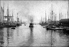 Vaagen Bergen Bergen, Sailing Ships, Norway, Boat, History, Dinghy, Historia, Boats, Tall Ships