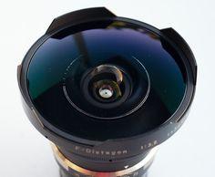 Rollei 30mm F3 5 Carl Zeiss HFT F Distagon for Rolleiflex SL66