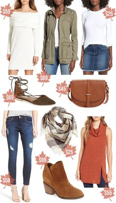 Southern Curls & Pearls Fall Cravings All Less Than $100 2016 #falloutfit #falltime #howtowear