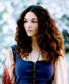 Crystal returns for an episode of Teen Wolf as Marie-Jeanne