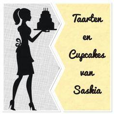 Mijn taarten logo van Facebook Trots op
