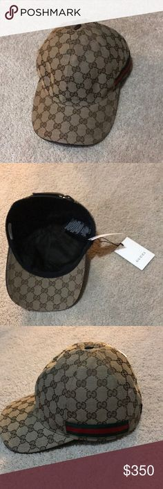BRAND NEW Gucci Hat L Brand New Gucci Hat size Large (tags still attached) Gucci Accessories Hats