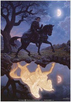 A Dark Knight - Jonathan Earl Bowser