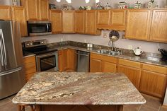 17 Best Bedrock Granite Kitchen
