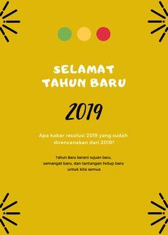 Caption Gambar Ucapan Selamat Tahun Baru 2019 4   Caption Gambar Ucapan Selamat Tahun Baru 2019 Happy New Year Gif