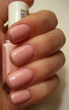 Essie, Muchi Muchi. A pretty neutral pale pink.