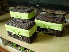 Pletení z papíru Wicker, Picnic, Decorative Boxes, Weaving, Baskets, Craft, Palm Plants, Hampers, Paper Envelopes