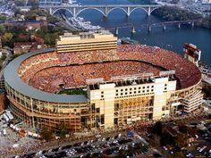 Neyland Stadium - Tennessee Volunteers
