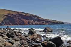Red Beach - null Red Beach, Santorini Island, Greece, Water, Outdoor, Greece Country, Gripe Water, Outdoors, Outdoor Games