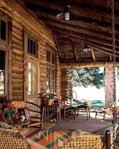 woodwork log cabin