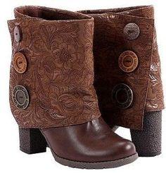Muk Luks Women's Chris Spat Boot on shopstyle.com $72.99