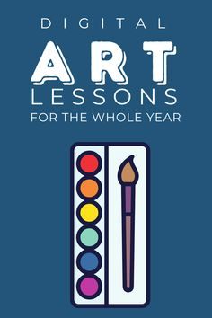 Middle School Art, School Fun, Art School, Art Lessons Online, Online Art Classes, Classroom Art Projects, Art Classroom, Google Classroom, Art Curriculum