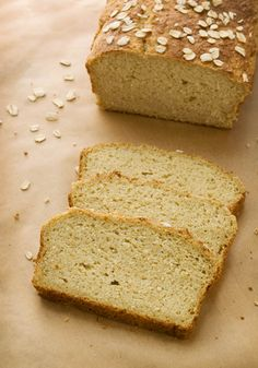 Gluten Free Agave Oat Bread | glutenfreeifyouplease.com