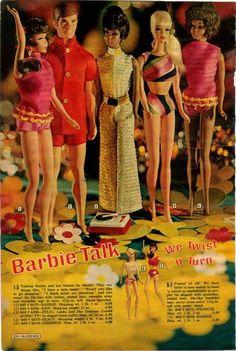 Barbie Talk ad
