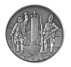 The Stewart Society Medal (Silver).  Buy it at www.stewartsociety.org Bonnie Prince Charlie, Scotland, My Style, Silver, Shopping, Money