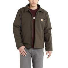 Quick Duck Livingston Jacket - The Brown Duck