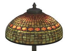 Browse and bid on the auction of A GEOMETRIC FLOOR LAMP, CIRCA 1900 by TIFFANY STUDIOS, taking place at Christie's from 01-Dec-2016 10:00 AM (EST) – 13-Dec-2016 10:21 AM (EST).