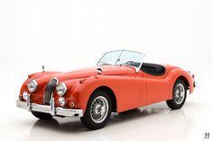 1955 Jaguar XK 140 M Roadster