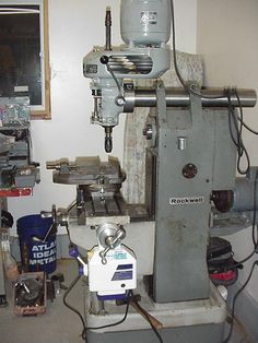 1000 Images About Machine Shop On Pinterest Milling